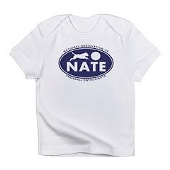NATE logo Infant T-Shirt