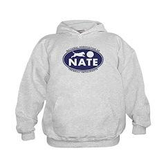 NATE logo Hoodie