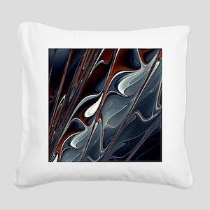 Extinguish Square Canvas Pillow