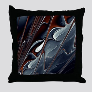 Extinguish Throw Pillow