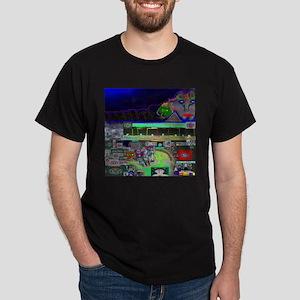 LSD Psychotherapy V by Brett Dark T-Shirt