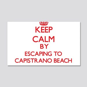 Keep calm by escaping to Capistrano Beach Californ