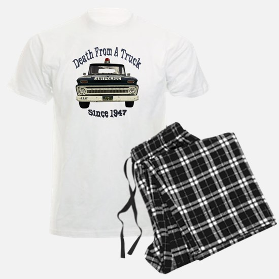 Death From A Truck Since 1947 Pajamas