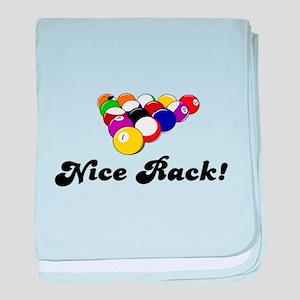 Nice Rack baby blanket