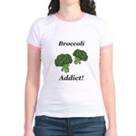 Broccoli Addict Jr. Ringer T-Shirt