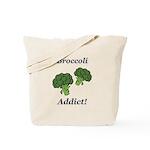 Broccoli Addict Tote Bag