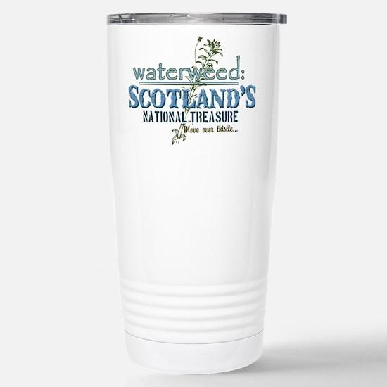 WaterweedMain Stainless Steel Travel Mug