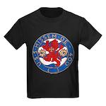USS HISSEM Kids Dark T-Shirt