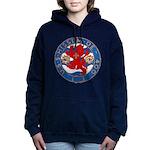 USS HISSEM Women's Hooded Sweatshirt