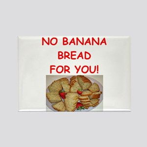 banana bread Magnets
