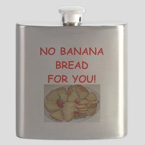 banana bread Flask