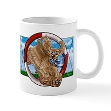 Buff Cocker Spaniel Mugs