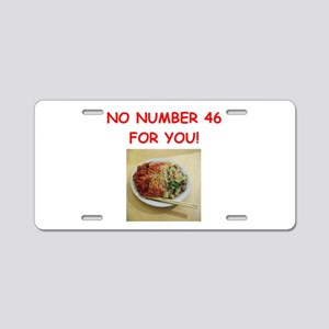 daily special Aluminum License Plate