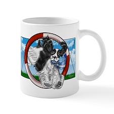 Parti Cocker Spaniel Mugs