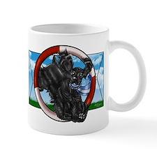 Black Cocker Spaniel Mug
