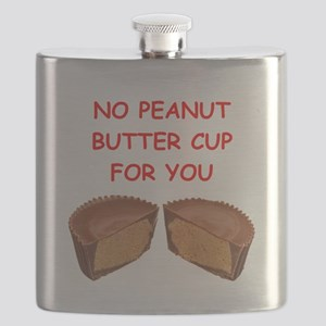 peanut butter cup Flask