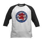 USS HISSEM Kids Baseball Jersey