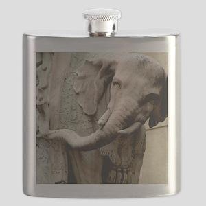 Bernini Elephant Flask