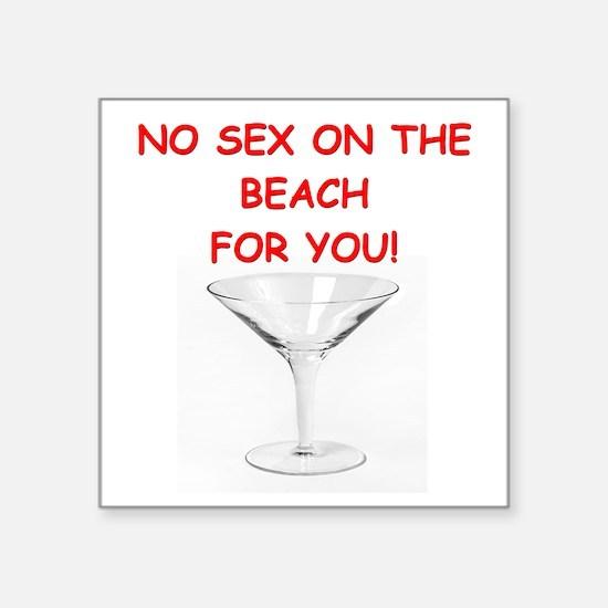 sex on the beach Sticker