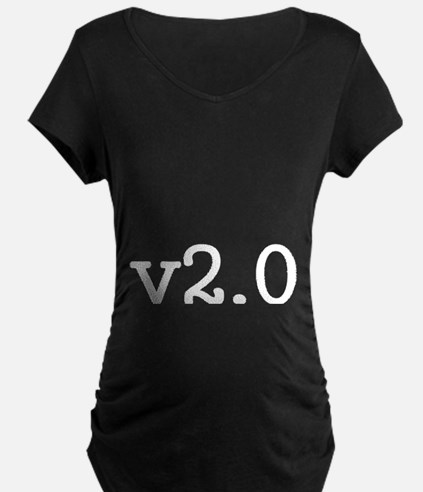 Version 2.0 Maternity T-Shirt