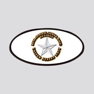 Navy - Rear Admiral (lower half) - O-7 - R Patches