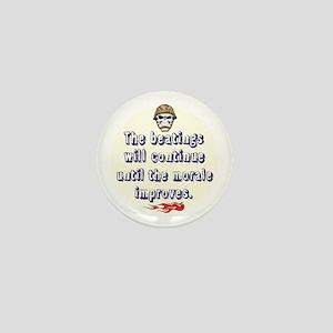 Morale Booster Mini Button