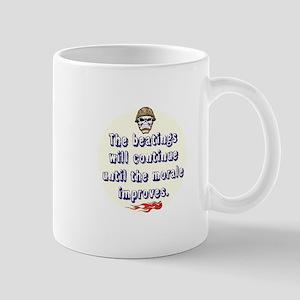 Morale Booster Mugs