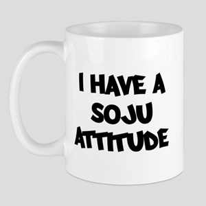 SOJU attitude Mug