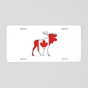 CANADA Aluminum License Plate