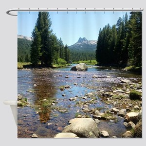 Mountain Creek Shower Curtain