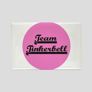 Team Tinkerbell - Paris Dog Rectangle Magnet