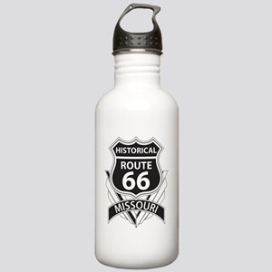 Historical Route 66 Mi Stainless Water Bottle 1.0L