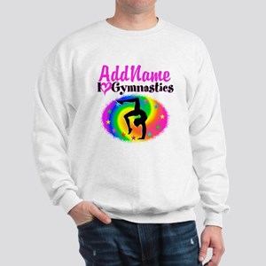GYMNAST QUEEN Sweatshirt
