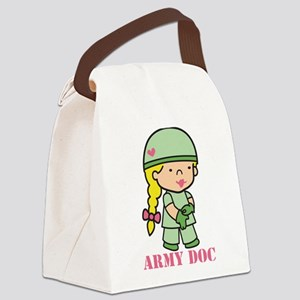 Army Doc Canvas Lunch Bag