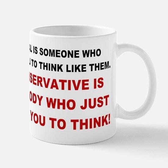 A Conservative Mug