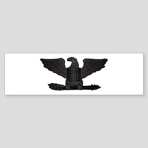 Navy - Captain - O-6 - No Text Sticker (Bumper)