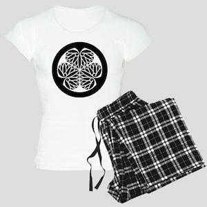 Owari hollyhock(13) Women's Light Pajamas