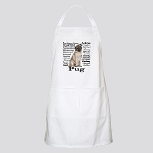 Pug Traits Apron
