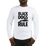 BlackDogFinal Long Sleeve T-Shirt