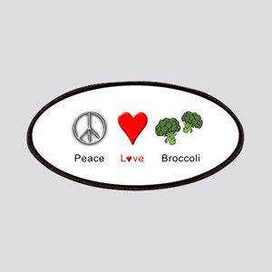 Peace Love Broccoli Patches