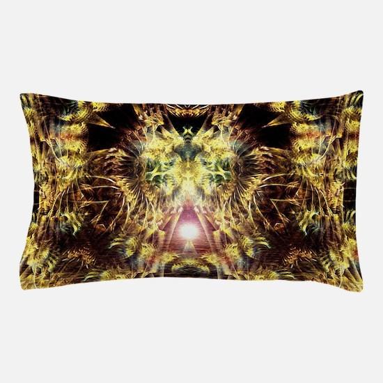 Funny Shamanic Pillow Case