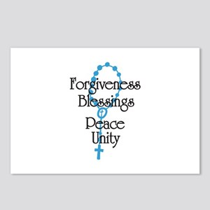 Forgiveness Postcards (Package of 8)