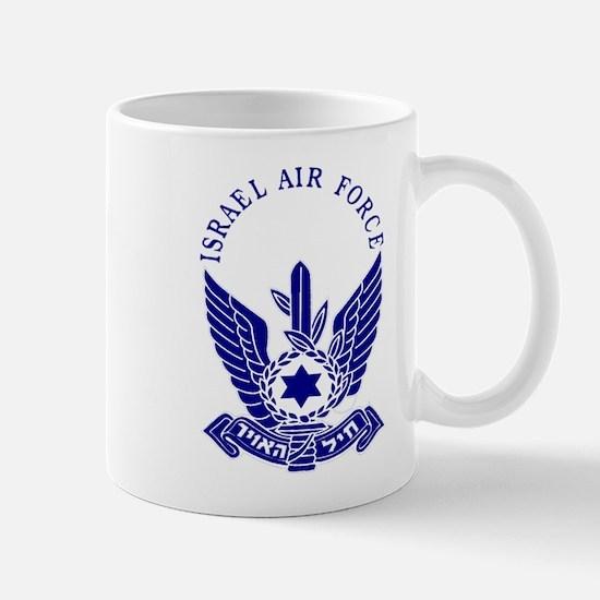 Israel Air Force Blue Mug Mugs