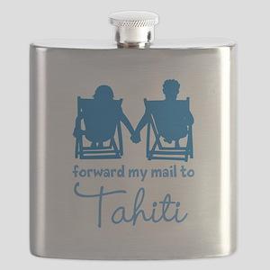 Tahiti Flask