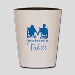 Tahiti Shot Glass