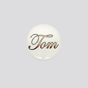 Tom Mini Button