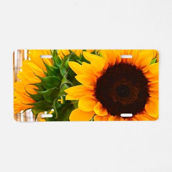 Sunflower Car Accessories Auto Stickers License Plates More