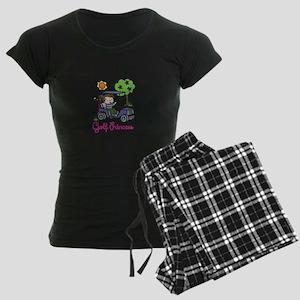 Golf Princess Pajamas