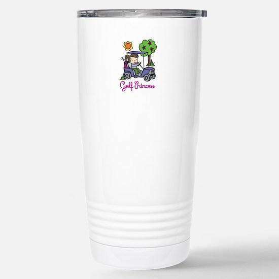 Golf Princess Travel Mug