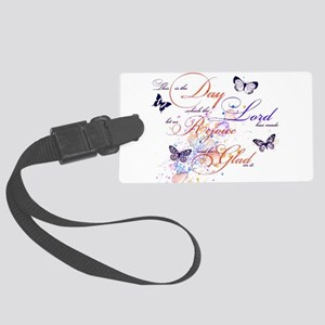 This is the Day Luggage Tag